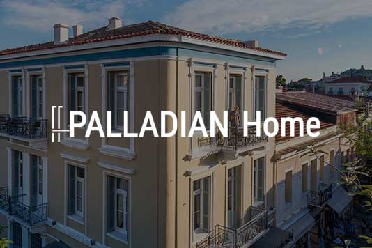 Palladian Home hotel marketing campaign