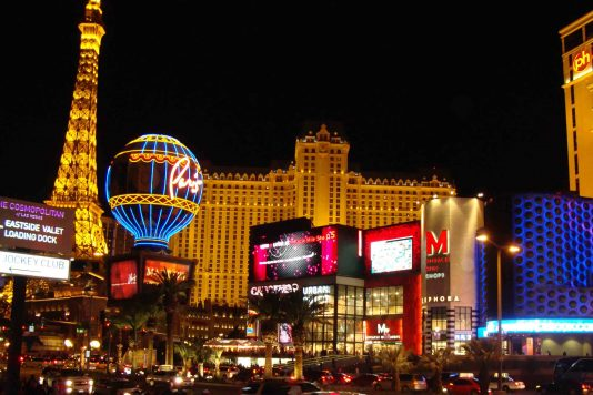 Las Vegas recovery marketing campaign
