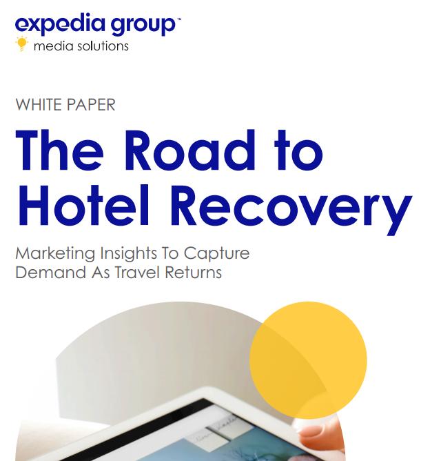 Hotel marketing recovery whitepaper