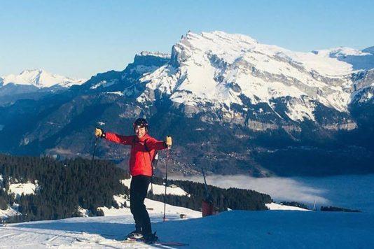 Meet MeSo Richard Kocher Skiing Mountains