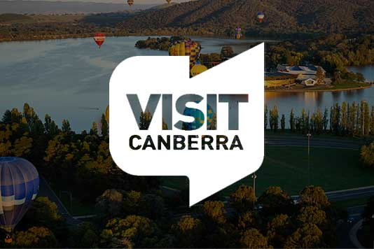 Visit Canberra DMO domestic marketing example