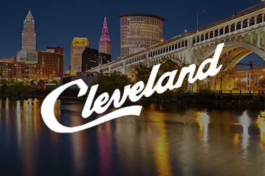 Destination Cleveland DMO marketing example