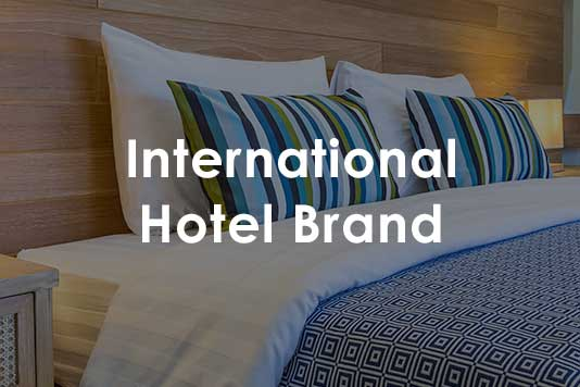 international hotel brand marketing campaign