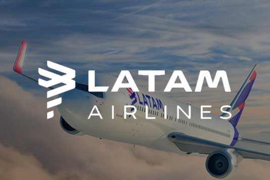 LATAM airlines campaign example
