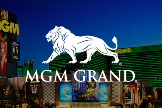MGM Grand marketing campaign example