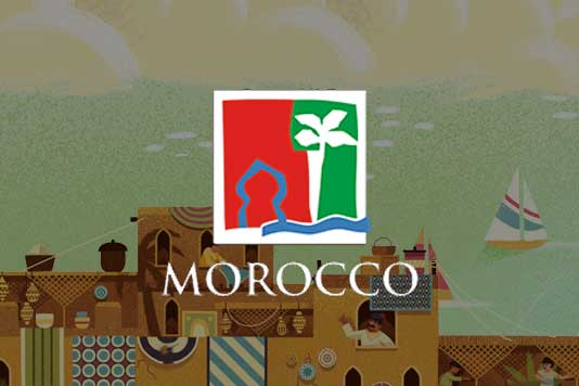 Moroccan Tourism office marketing campaign