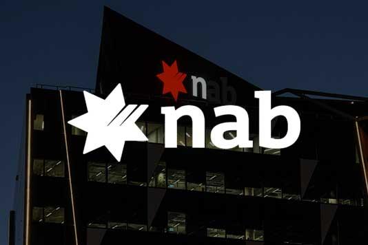 National Australian Bank marketing campaign