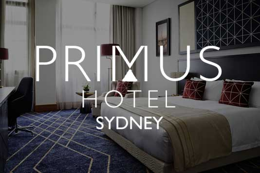 Primus Hotel Sydney Marketing Campaign Example