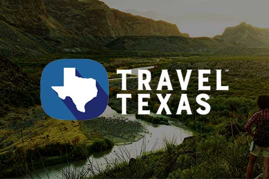 Texas Tourism collaborative marketing campaign example