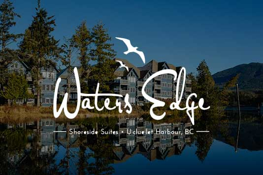 waters edge shoreside suites marketing campaign example